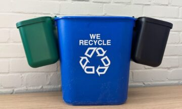 The College of Natural Resources is Now a Zero Waste Workplace, College of Natural Resources, minibins, feature